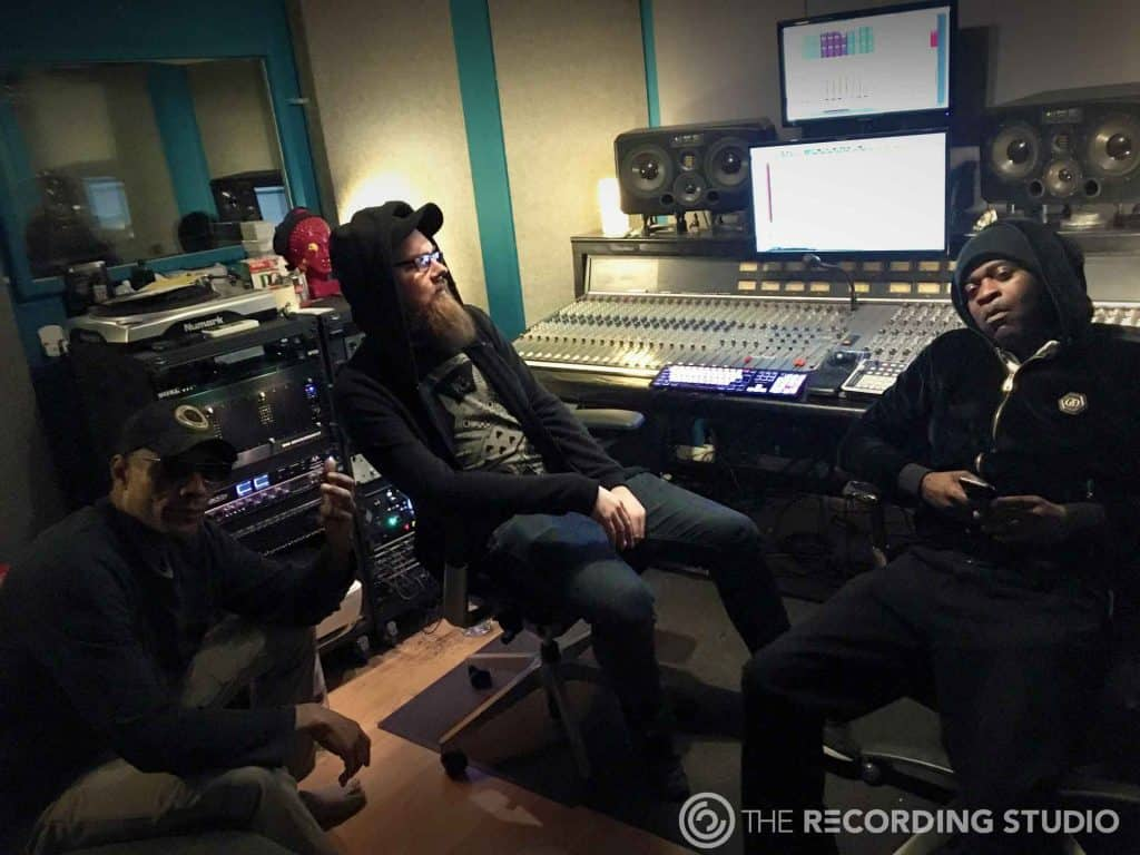 BIG8 Beats - The Recording Studio London