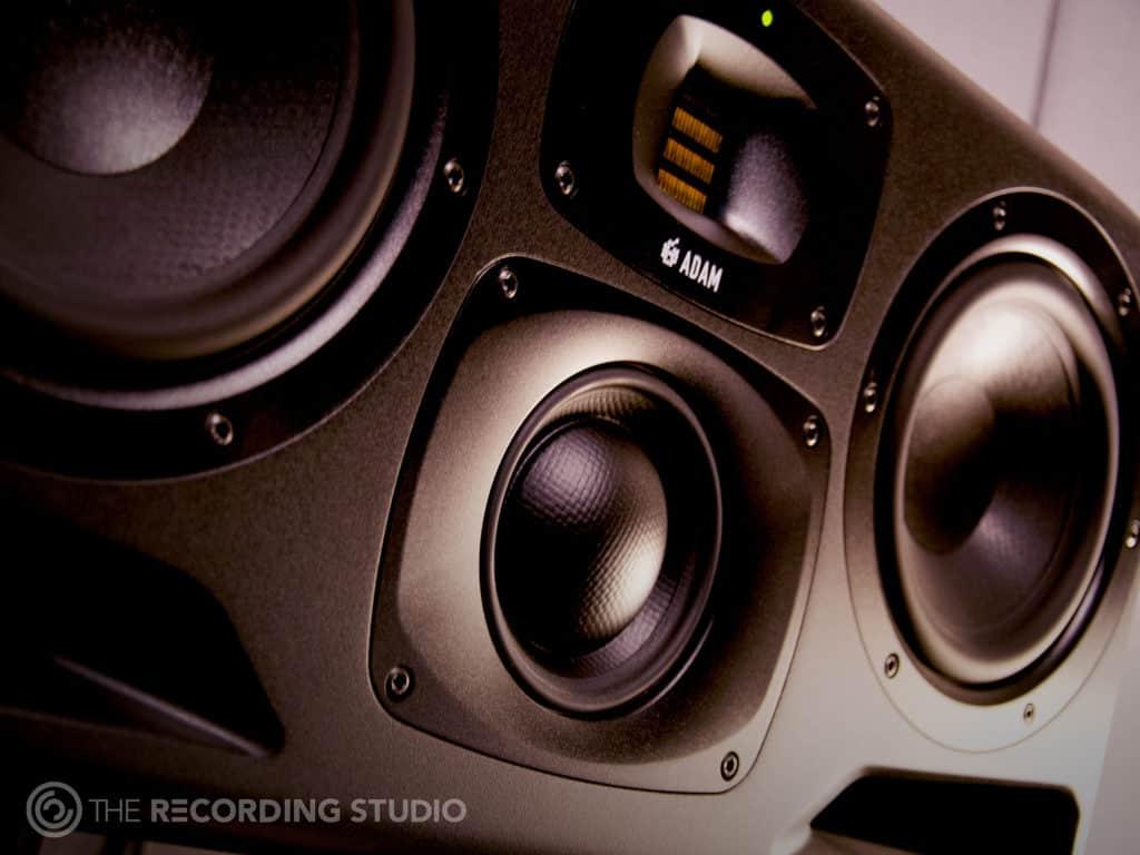 ADAM S3H - The Recording Studio London